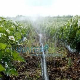 Шланг для полива Лента Туман Silver Rain 1 1/4 дюйма (40мм) бухта 100м