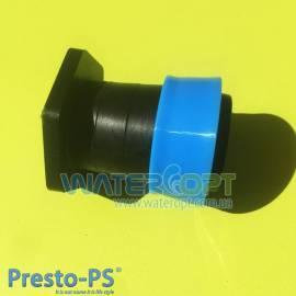 Заглушка для ленты туман 40мм Presto-PS