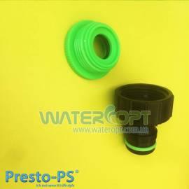 Адаптер под коннектор Presto-PS серии Jet 3/4-1 дюйм