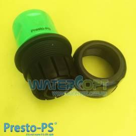 Коннектор Presto-PS для шланга 1 дюйм серии Jet