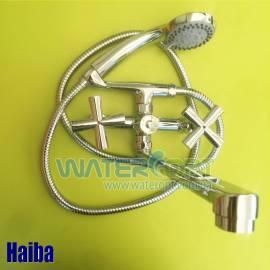Смеситель для ванной Haiba Sentosa 006