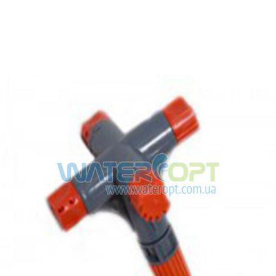 Распылитель  3-ход SLD укороченный без колушка