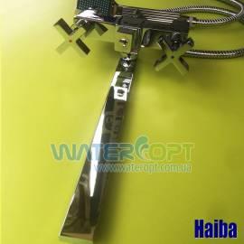 Смеситель для ванной Haiba Bergus 006