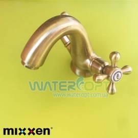 Смеситель для раковины бронза Mixxen РОМА MXAL0351