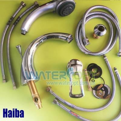 Смеситель для ванной Haiba Hansberg 022