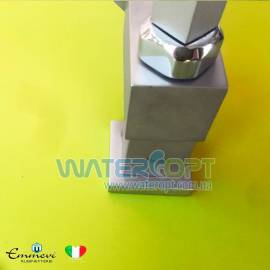 Смеситель для кухни серый Emmevi Sicily SC38089