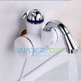 Проточный водонагреватель для умывальника настенный Zerix ELW-05-2W