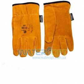 Перчатки для сварщика 3м (краги короткие)