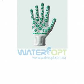 Защитные перчатки Цветочек