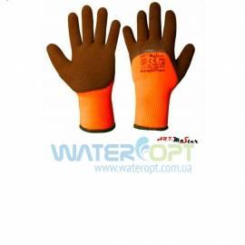 Перчатки рабочие утепленные трикотаж Rdrag