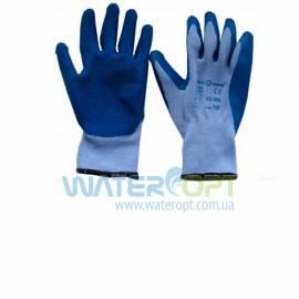 Защитные перчатки Пена ХБ люкс