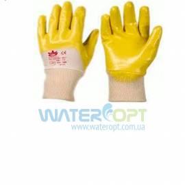 Защитные перчатки нитрил (Оранж нитрил)