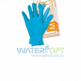 Медицинские перчатки нитриловые RNITRIO N неопудренные