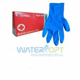 Медицинские перчатки Ambulance VIT латексные