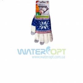 Зимние перчатки для телефона Doloni Touch Screen Wait