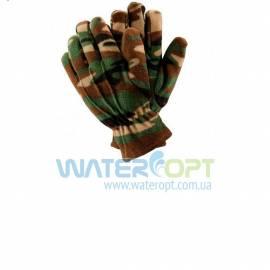 Зимние камуфляжные перчатки КАШЕМИР