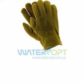 Зимние перчатки Флис Reis зеленые