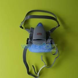 Защитная маска респиратор Сталкер-2 с угольными фильтрами