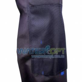 Рабочие брюки STEELUZ BLUE защитные