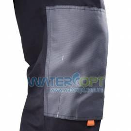 Рабочие брюки STEELUZ GREY защитные