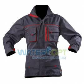 Рабочая куртка STEELUZ RED защитный