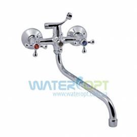 Смеситель для ванны с душем Ferro 143