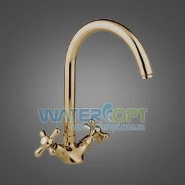 Смеситель для кухни бронза EMMEVI DECO CLASSIC BR12517