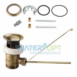 Смеситель для раковины бронза EMMEVI ANUBIS BR7003R