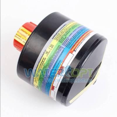 Фильтр для противогаза БРИЗ 3002 В1Е1К2SX(CO)NoHgР3D угарный газ