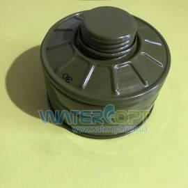 Фильтр угольный для противогаза