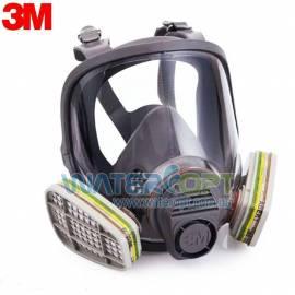 Респиратор маска панорамная комплект 3M 6800 фильтра 6057