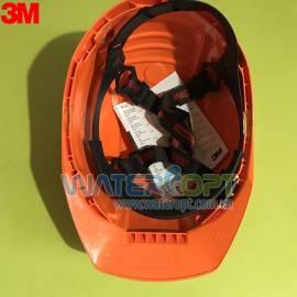 Защитная каска 3М G2000 оранжевая
