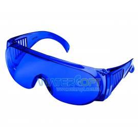 Очки защитные Озон Лазер синие