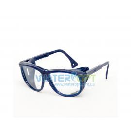 Очки защитные Комфорт 0276-у с выдвижными дужками