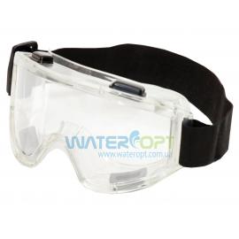Закрытые очки защитные Vision