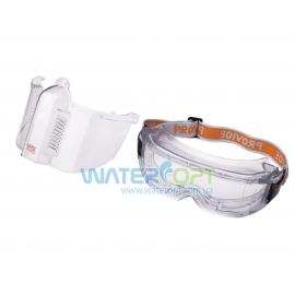 Закрытые защитные очки с маской Vision линза не потеющее ПК стекло, антицарапина