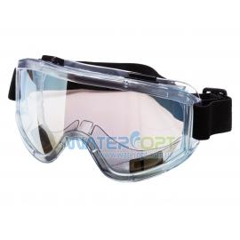 Закрытые защитные очки Vision Gold линза ПК с анти-бликовым покрытием