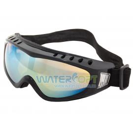 Закрытые защитные очки Арктика линза зеркальный ПК