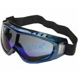 Закрытые защитные очки Арктика линза зеркальный ПК с поролоном