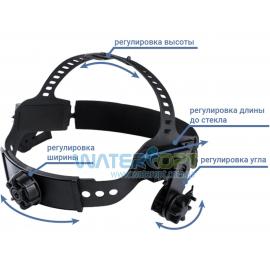 Маска сварщика Хамелеон VITA Optech S777C арт дизайн