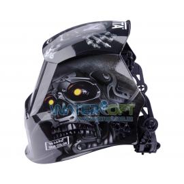 Маска сварщика Хамелеон VITA IG 3-A Pro TrueColor цвет робот