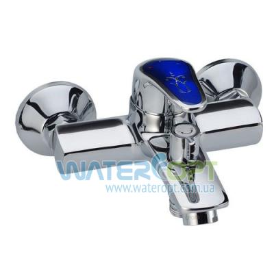 Смеситель для ванной CRON Magic Blue 009 Evro