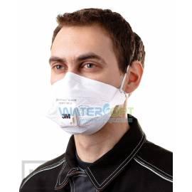 Защитная маска респиратор 3М 9162е FFP2