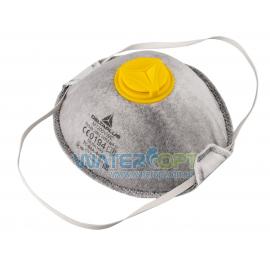 Защитная маска респиратор N95 медицинский Delta Plus FFP2