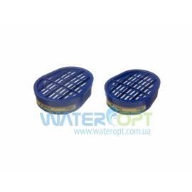 Фильтра для респиратора Drager A1B1E1K1 пары, газы