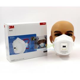 Противовирусный респиратор 3M 9332 FFP3 Aura
