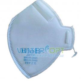 Защитная маска респиратор Неон FFP3 без клапана