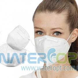 Защитная маска респиратор FFP2 без клапана