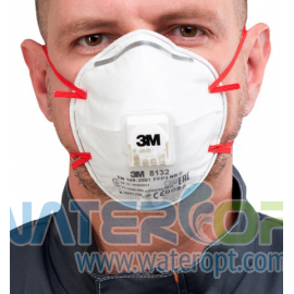 Противовирусный респиратор 3M 8132 FFP3