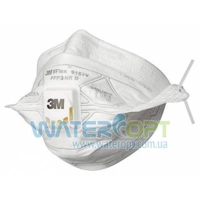 Защитная маска респиратор 3М 9163 FFP3